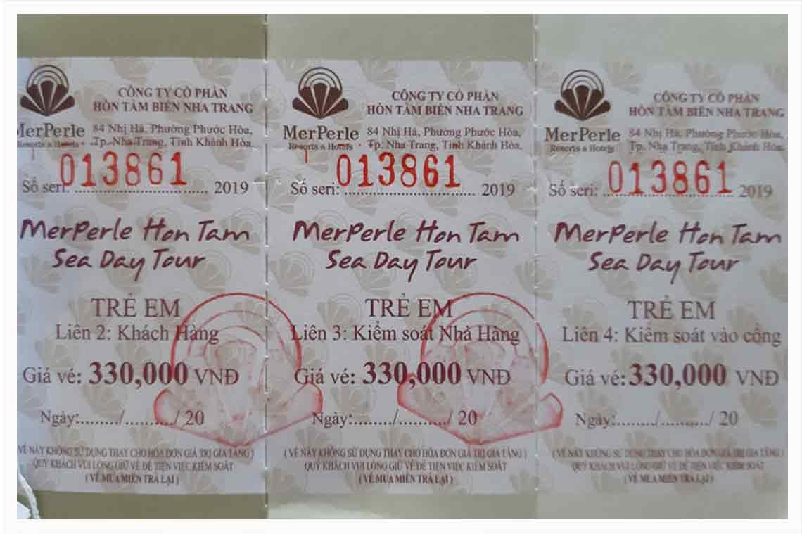 Du lịch Hòn Tằm Nha Trang